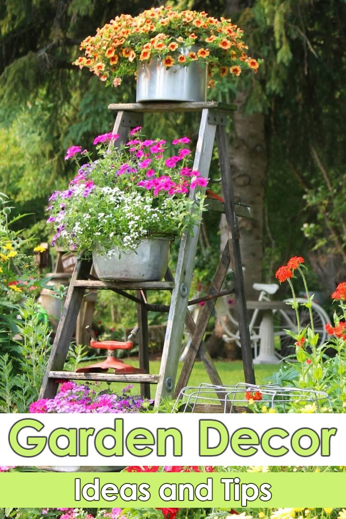 Garden Decor Ideas and Tips
