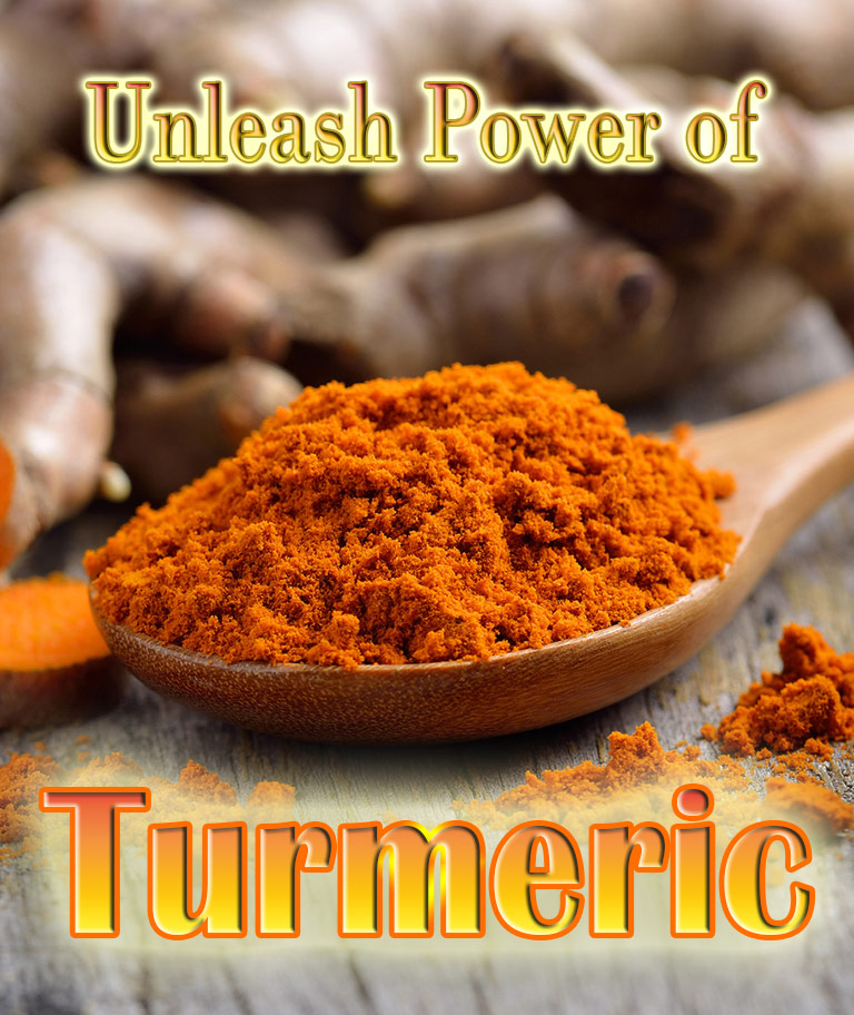 How to Enhance the Power of Turmeric
