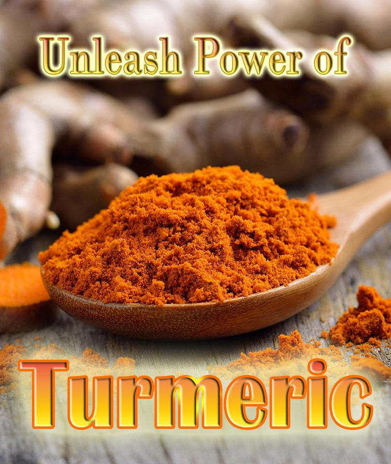 How to Enhance the Power of Turmeric
