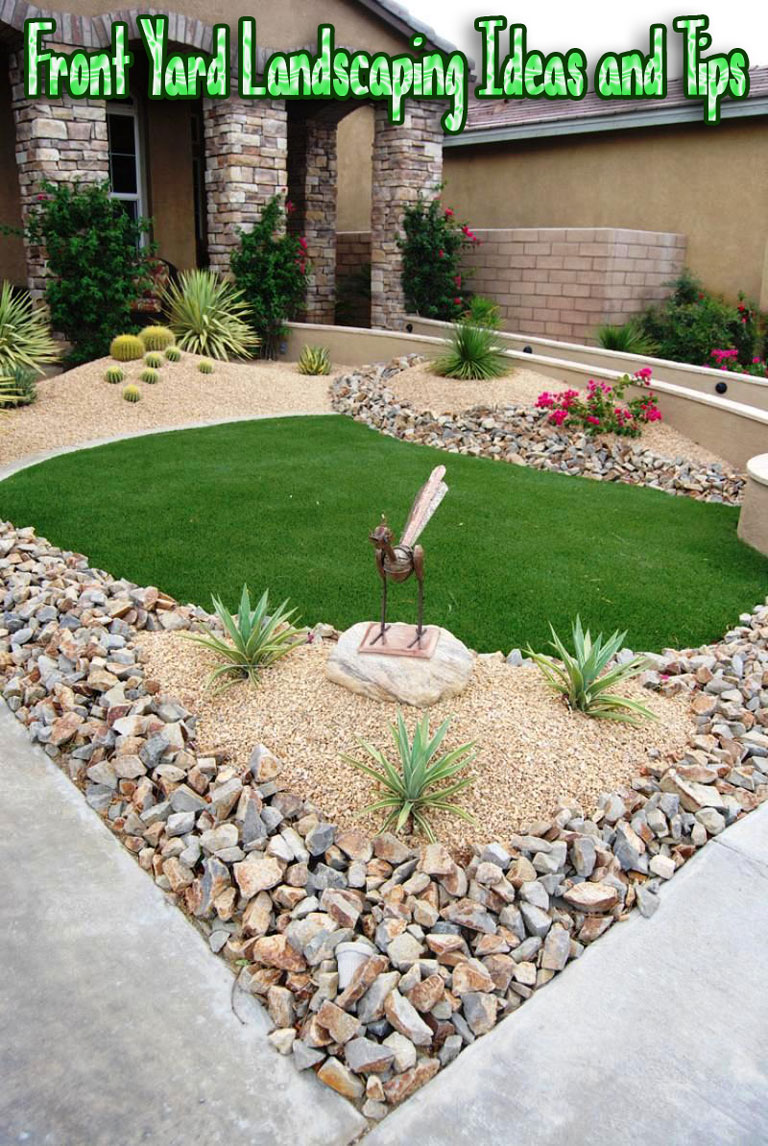 Front Yard Landscaping Ideas and Tips