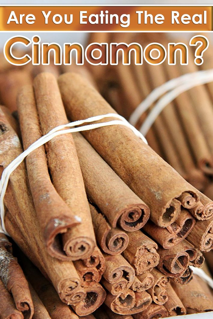 Are You Eating The Real Cinnamon?
