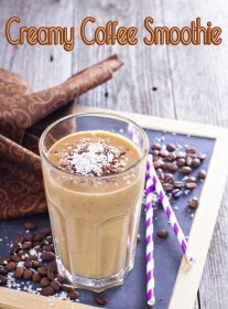 Creamy Coffee Smoothie Recipe