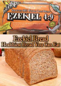 Ezekiel Bread - Healthiest Bread You Can Eat