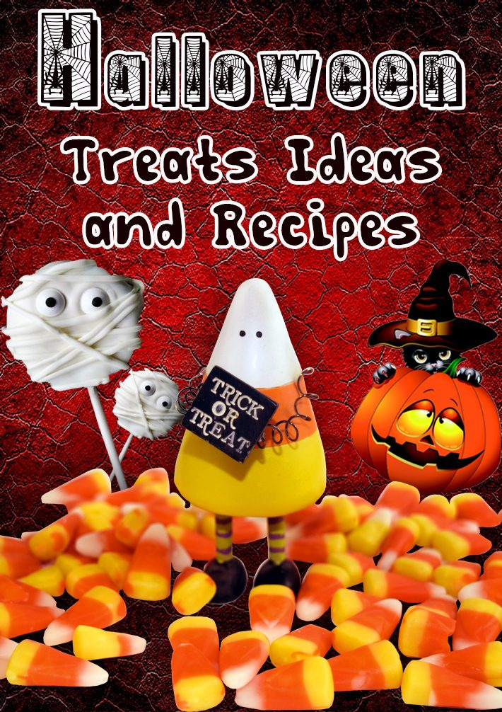 Halloween Treats Ideas and Recipes