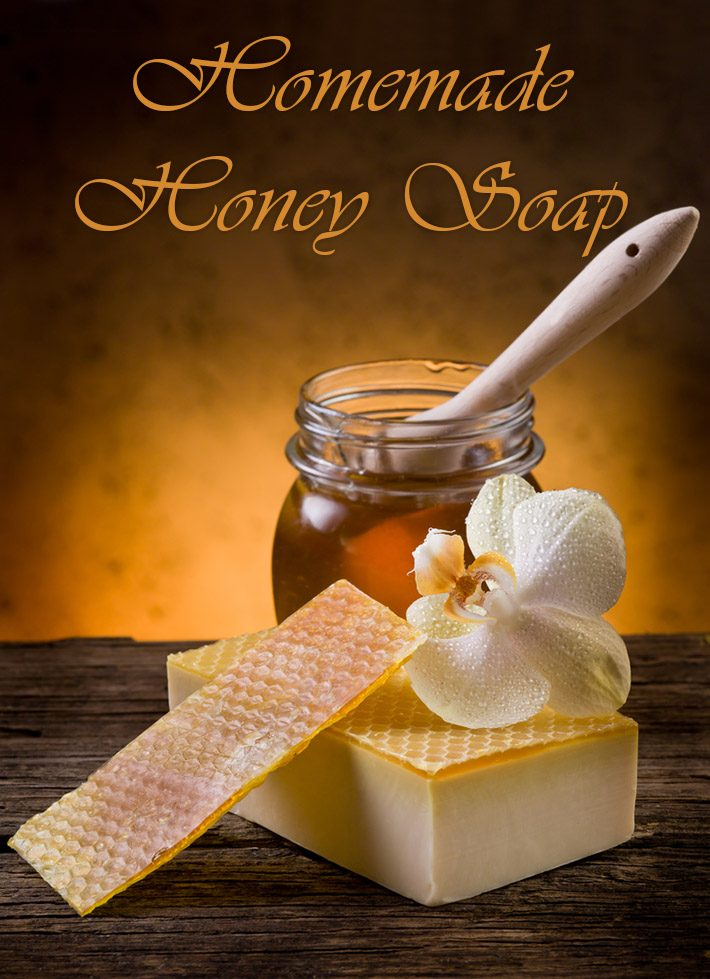 Homemade Honey Soap Recipe