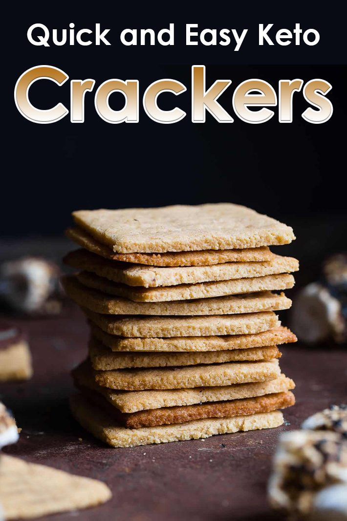 Keto Crackers
