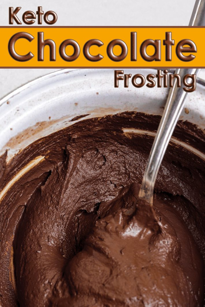 Keto Chocolate Frosting
