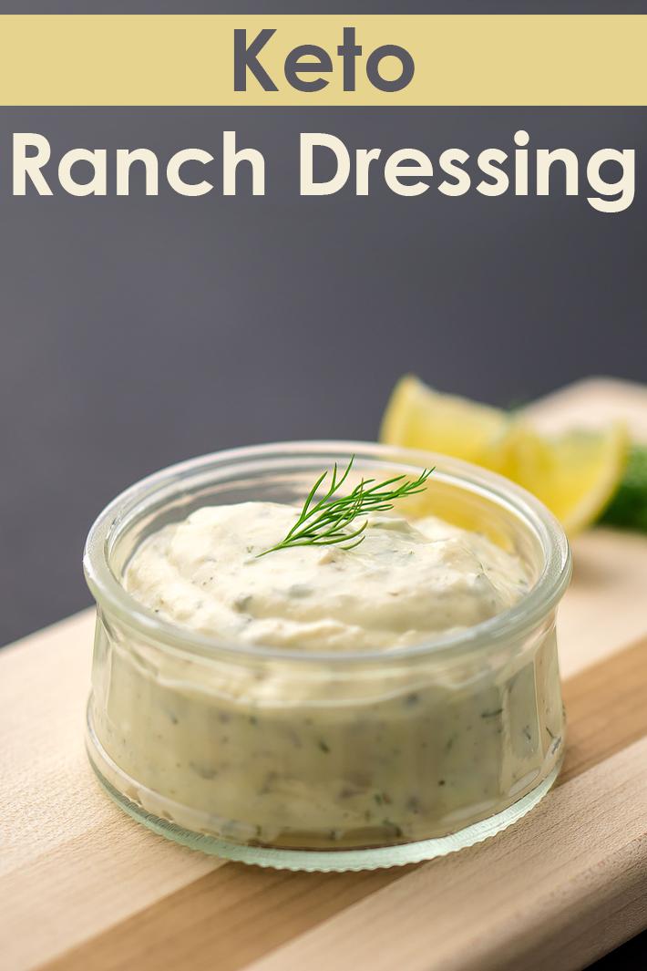 Keto Ranch Dressing
