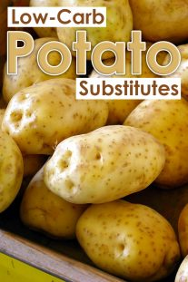 Low-Carb Potato Substitutes