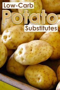 Low-Carb Potato Substitutes