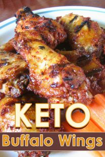 Keto Buffalo Wings