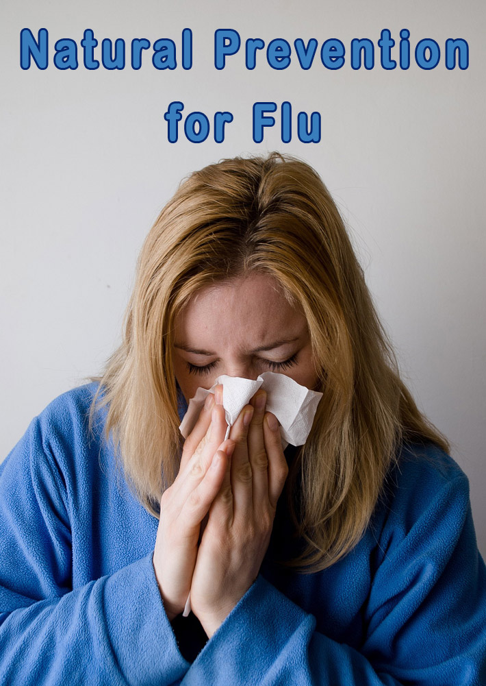 Natural Prevention for Flu